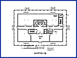 Heritage Plaza First Floor Site Plan at Crossroads Point Business Center