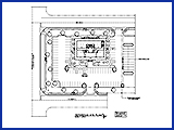 Heritage Plaza 1.26-Acre Lot Site Plan at Crossroads Point Business Center