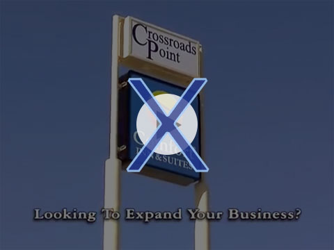 Crossroads Point Expand Your Business Video Error